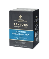 Taylors of Harrogate Scottish Breakfast - 20  Wrapped Tea Bags
