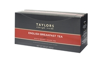 Taylors of Harrogate English Breakfast  - 100 Wrapped Tea Bags