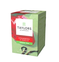 Taylors Strawberry & Vanilla Green Tea - 20