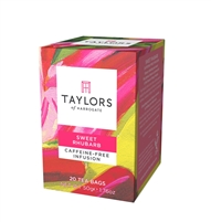 Taylors of Harrogate Sweet Rhubarb Infusion - 20