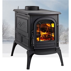 Vermont Castings Aspen C3 Cast Iron Non-Catalytic Wood Burning Stove