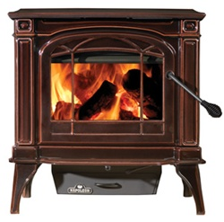 Napoleon Banff Series 1100C Cast Iron Woodstove