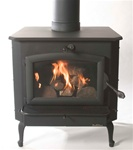 Model 80 Catalytic Buck Wood Burning Stove or Insert
