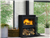 Supreme Novo 24 Zero-Clearance Fireplace