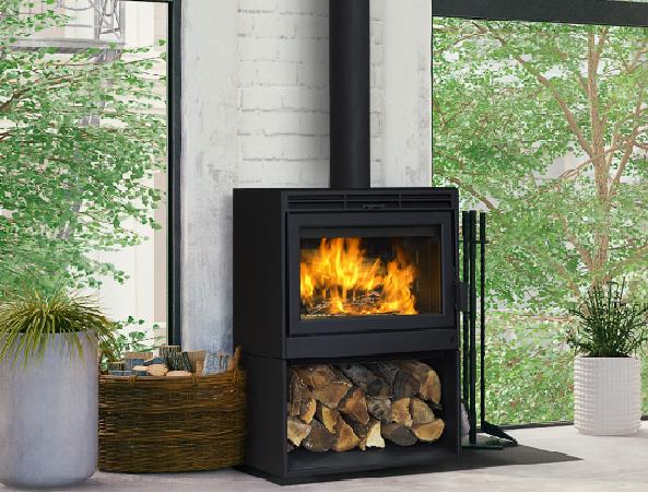 Supreme Novo 24 Wood Stove Fireplace At Obadiah S Woodstoves