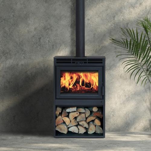 Supreme Novo 38 Wood Stove Fireplace At Obadiah S Woodstoves