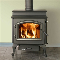 Quadrafire Millennium Step Top 4300 Wood Stove