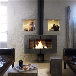 Invicta Symphonia Wood Burning Stove