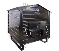 WoodMaster 6500 Outdoor Wood Boiler Furnace