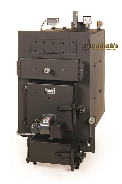 Glennwood 7050 Multi Fuel Boiler at Obadiah\'s Woodstoves.