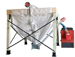 WoodMaster 7' x 7' x 6' Flexilo Bag Kit 3 Ton