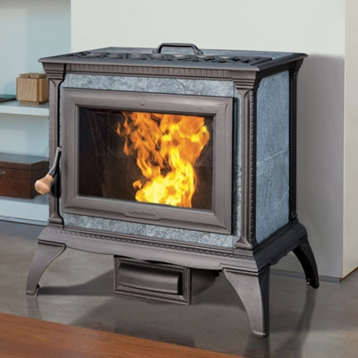 Hearthstone Heritage 8091 Soapstone Pellet Stove At