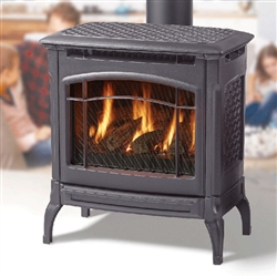 Hearthstone Champlain 8302 Cast Iron Gas Stove