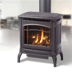 Hearthstone Stowe 8323 Cast Iron Gas Stove