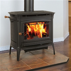 Hearthstone Manchester 8361 Cast Iron Wood Stove