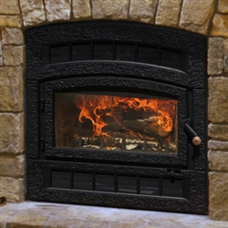 Hearthstone Montgomery 8410 Zero Clearance Wood Fireplace