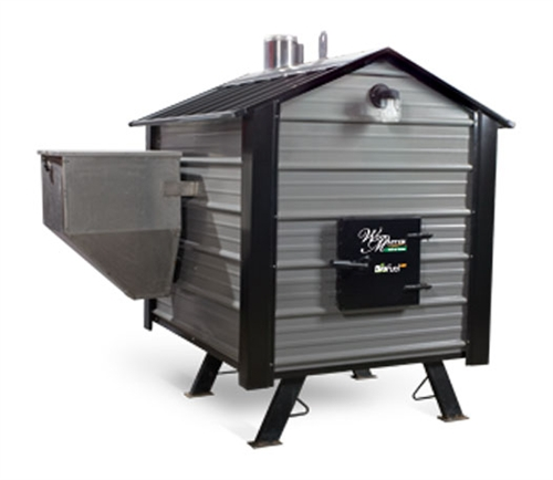 Wood Pellet Boiler >> Woodmaster Afs 1100 Pellet Boiler Furnace