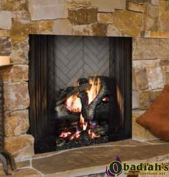 Majestic Ashland Wood Fireplace
