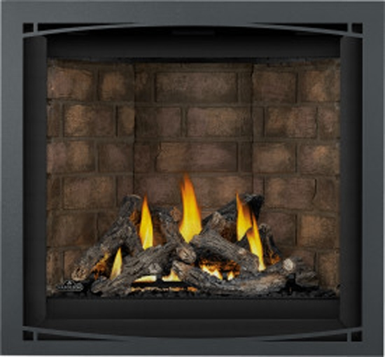Napoleon Altitude X Series Ax36 Direct Vent Gas Fireplace At