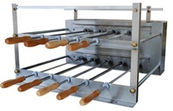 Proline Commercial Quality Rotisserie Machine