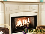 Majestic Royalton Wood Fireplace