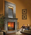 The Dream Napoleon BGD90NT Direct Vent Gas Fireplace