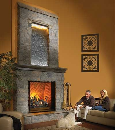 Live The Dream - Napoleon Direct Vent Gas Fireplace and order from Obadiah