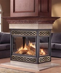BGNV40N Napoleon Natural Vent Gas Fireplace