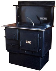 Pioneer Baker's Choice Wood Cookstove