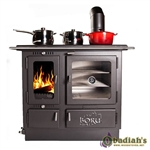 Boru Ellis Wood Cookstove