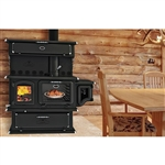 J.A. Roby Chief EPA Wood Burning Cookstove