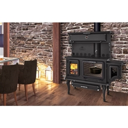 J.A. Roby Cicero EPA Wood Burning Cookstove