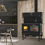 J.A. Roby Cook EPA Wood Burning Cookstove