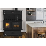 J.A. Roby Cuistot EPA Wood Burning Cookstove