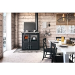 Drolet Outback Chef Wood Burning Cook Stove
