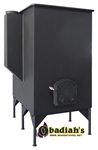 DS Stoves DS300 WVB Specialty Wood Boiler