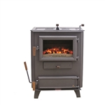 DS Stoves Anthra-Max DSXV14 Coal Burning Stove