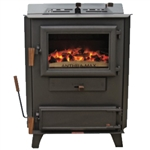 DS Stoves Anthra-Max DSXV15 Coal Burning Stove