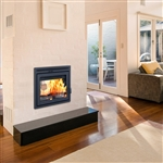 Supreme Duet See-Through EPA Wood Burning Fireplace