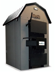 Econoburn EBW 150 Outdoor Wood Boiler