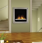 EF30G Clean Face Electric Fireplace