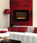 EF39HD Napoleon Wall Mount Electric Fireplace