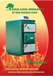 Eko60 Line Wood BioMass Gasification Boilers