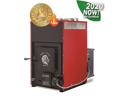 Fire Chief Model 1000E EPA Certified Wood Burning Indoor Furnace by Hy-C