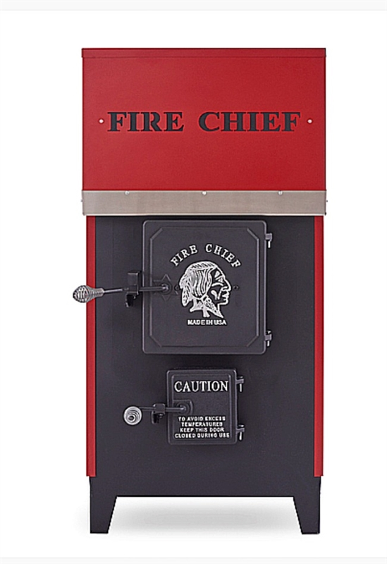 Fire Chief Model 1500 Epa Certified Wood Burning Indoor Furnace By Hy C