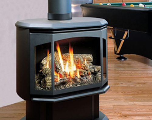 Kingsman Fdv350 Direct Vent Gas Stove At Obadiah S Woodstoves