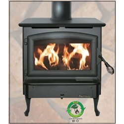 Model 21 Non-Catalytic Buck Wood Burning Stove