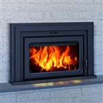 Supreme Fusion24 EPA Wood Burning Fireplace Insert
