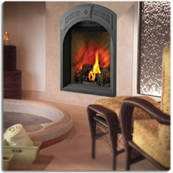 GD82NT-PAE Direct Vent Napoleon Park Avenue Fireplace