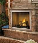 GSS42 Napoleon Outdoor Fireplace Stainless Steel